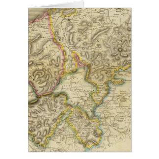 Nairn, Elgin Card