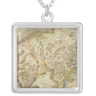 Nairn, Elgin Silver Plated Necklace
