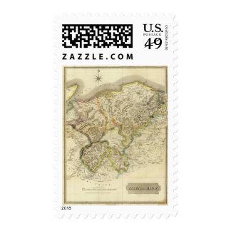 Nairn, Elgin Stamp