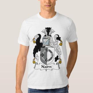 Nairn Family Crest T-shirt