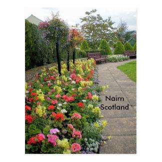 Nairn, Scotland postcard