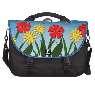 Naive nature scene laptop bags