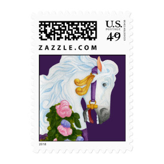 Najira Carousel Horse Postage