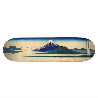 Nakahara in Sagami Province Skateboard Deck