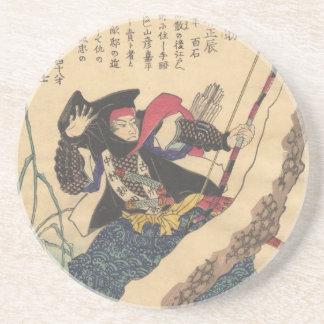 Nakamura Kansuke Drink Coaster