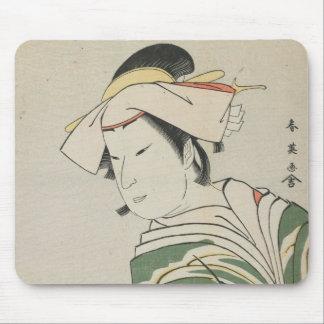 Nakamura Noshio II as Tonase, 1795 Mouse Pad