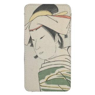 Nakamura Noshio II como Tonase, 1795 Bolsillo Para Galaxy S4