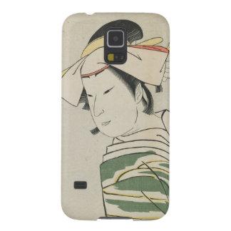 Nakamura Noshio II como Tonase, 1795 Carcasas Para Galaxy S5
