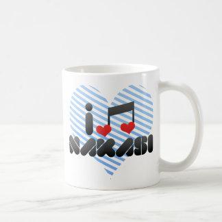 Nakasi Classic White Coffee Mug