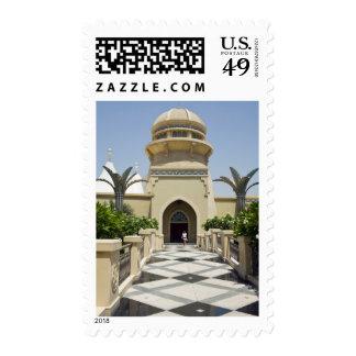 Nakheel Office, Dubai, United Arab Emirates, Postage Stamp