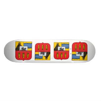 nakhichevan, Azerbaijan Skate Board Decks