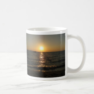 Naklua Beach Sunset ... Chonburi, Thailand Coffee Mug