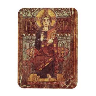 NAL 1203 fol.3 Cristo en majestad, del Godesca Imán