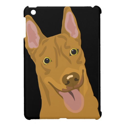 Nala - custom artwork by Mikel Miller Cover For The iPad Mini