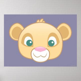 Nala Emoji Poster