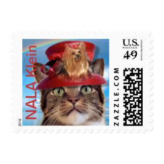 NALA Klein USPS Postage Stamp