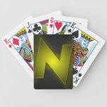NALGames LightNing III Accessories Deck Of Cards