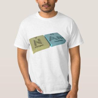 Nam as Nitrogen N and Americium Am T-Shirt