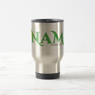 NAM Events LLC Travel Mug