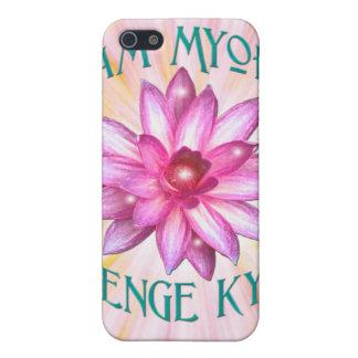 Nam Myoho Renge Kyo Buddha iPhone Speck Case