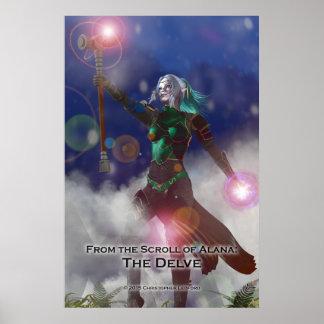Namadea Show of Power Poster