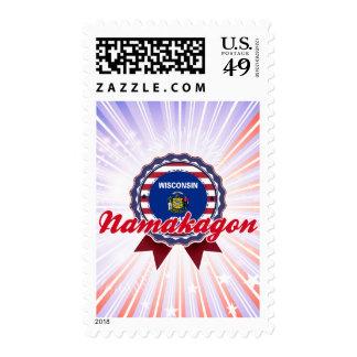 Namakagon, WI Postage Stamps