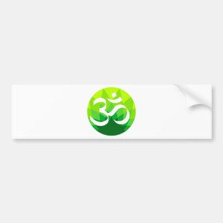 Namanste Bumper Sticker