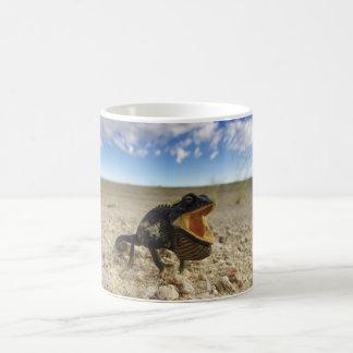 Namaqua Chameleon Chamaeleo namaquensis Classic White Coffee Mug