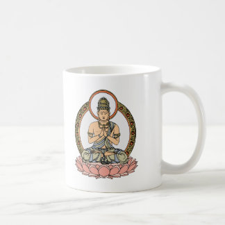 Namaskara Mudra Buddha Coffee Mug