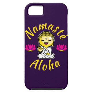 Namaste Aloha hand sign Buddha Humour iPhone SE/5/5s Case
