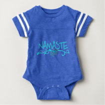 Namaste - Baby Yoga Clothing Baby Bodysuit