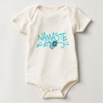 Namaste - Baby Yoga Clothing (Organic) Baby Bodysuit