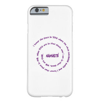 Namaste' Barely There iPhone 6 Case