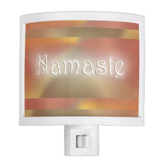 Namaste Blessing Night Light