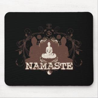 Namaste Buddha Mouse Pad