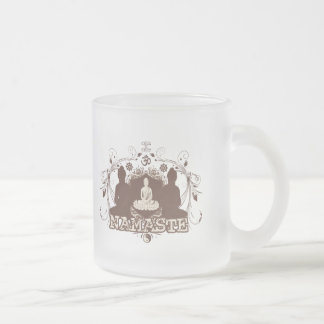 Namaste Buddha Mug