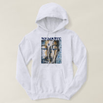 Namaste Buddha Watercolor Art Men's Hoodie
