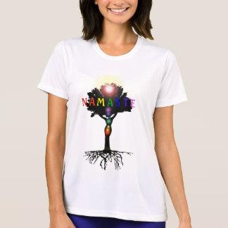 Namaste Chakra Top Shirt
