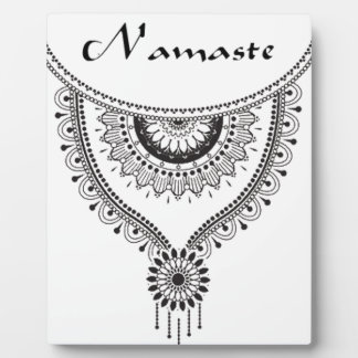 Namaste Collection Photo Plaques