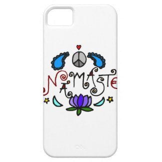 Namaste Doodles iPhone 5 Covers