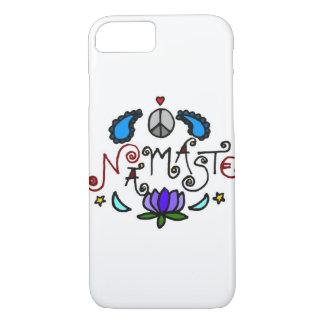 Namaste Doodles iPhone 7 Case