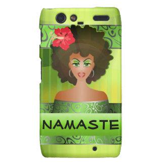 Namaste Droid RAZR case