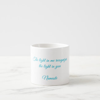 Namaste Espresso Cup