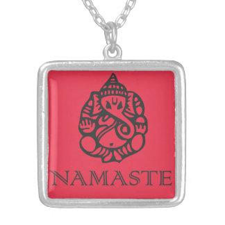 Namaste Ganesh Necklace