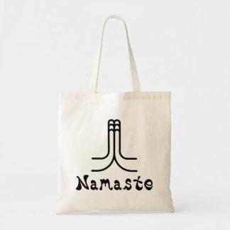 Namaste Gift Budget Tote Bag