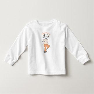 Namaste Girl T Shirts