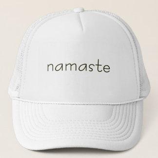 namaste hat