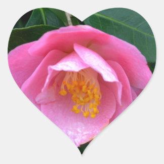 Namaste Heart Sticker