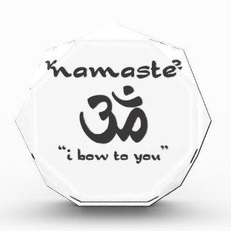 Namaste - I Bow To You Award