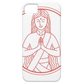 Namaste  Icon iPhone SE/5/5s Case